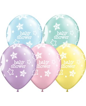 Baby Shower Moon & Stars