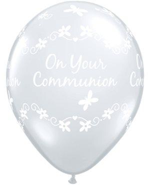 Communion Butterflies - Diamond Clear