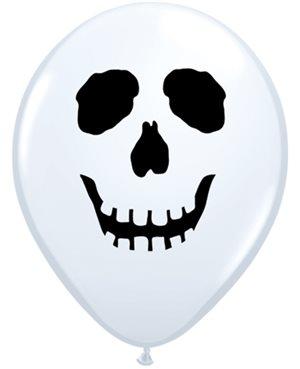 """Skull Face- 5"""" - 100ct"""