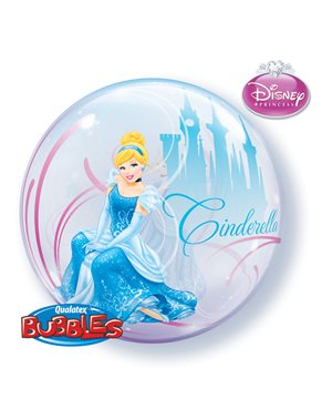 Bubbles Cinderella's Royal Debut