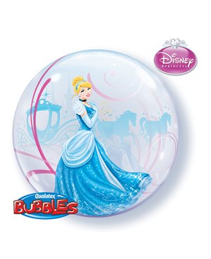 Globo Burbuja Cinderella's Royal Debut