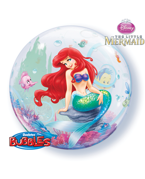 Globo Burbuja The Little Mermaid