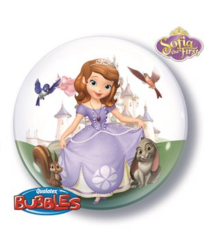 Bubbles Sofia The First