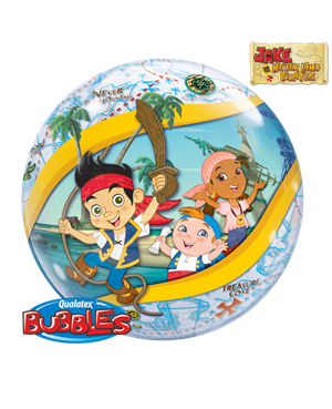 Bubbles Jake And The Never Land Pirates