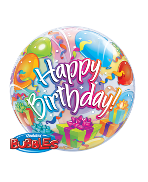 Bubbles Birthday Surprise