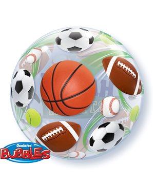 Bubbles Birthday Sport Balls