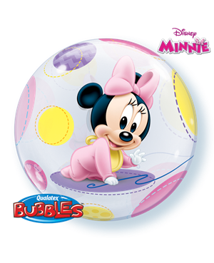Bubbles Baby Minnie