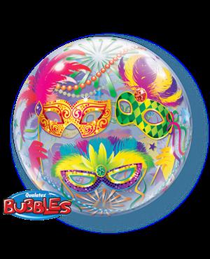 Bubbles Masquerade