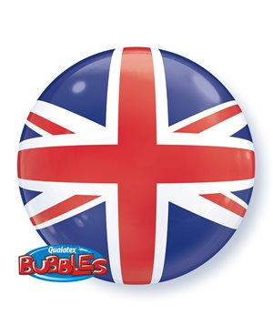 Bubbles Union Jack