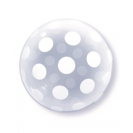 Deco Bubble - Big Polka Dots All Around