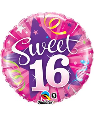 Sweet 16 Shining Star