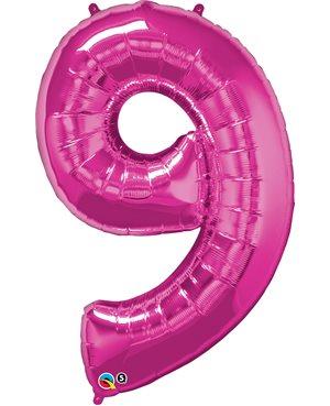 Number Nine - Magenta