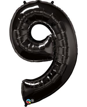 Number Nine - Black
