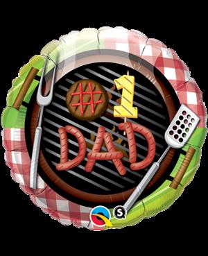 1 Dad Grill