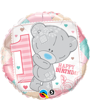Me to You - Tiny Tatty Teddy 1st Birthday Girl