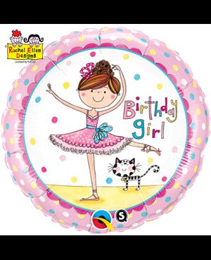 Rachel Ellen - Birthday Girl Ballerina
