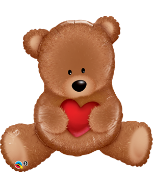 "Teddy Bear Love 35"" (Minimo 3 Unid)"