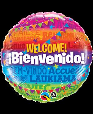 Welcome! Bienvenido