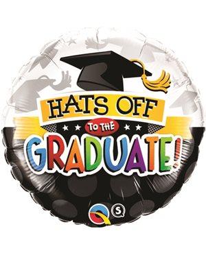 Hats Off The Graduate!
