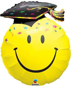 Smile Face Party Grad