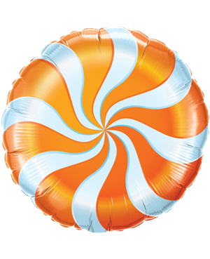 Candy Swirl Orange