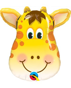 Jolly Giraffe
