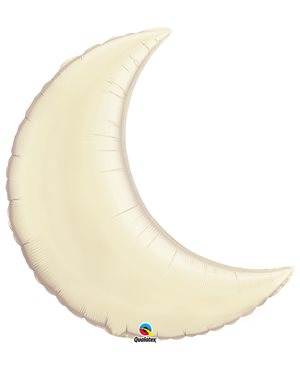 Crescent Moon Pearl Ivory (Minimo 3 Unid)