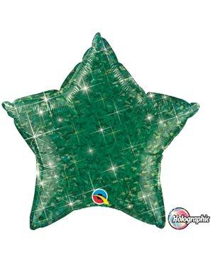 Estrella Holografic Jewel Green