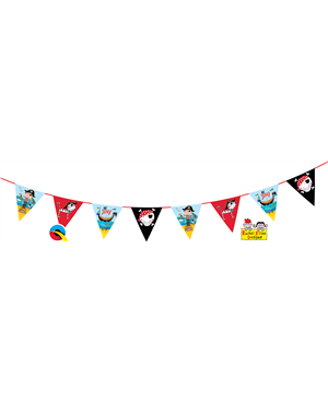 Pirate Partyware Bunting