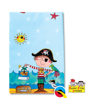 Pirate Partyware Party Table Cover