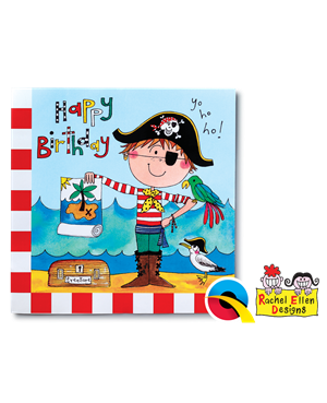 Pirate Partyware Party Napkins