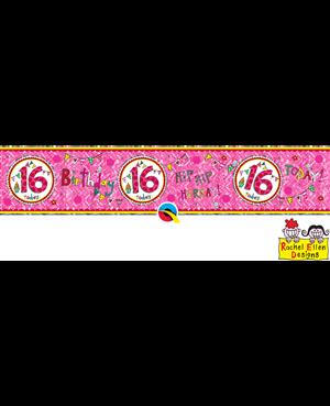 Rachel Ellen - Age 16 Perfect Pink
