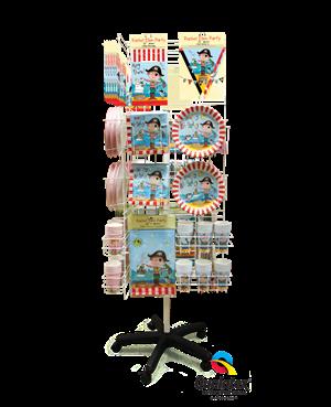 Rachel Ellen - Partyware Spinner Stand (vacio)
