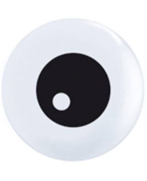 "Friendly Eyeball TopPrint- 5"" -100ct"