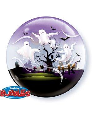 """Spooky Ghost - Bubble 22""""- Minimo 3 Unid"""
