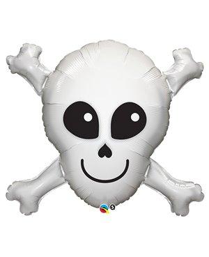 """Happy Skull - Foil de 32"""" - Minimo 3 Unid"""