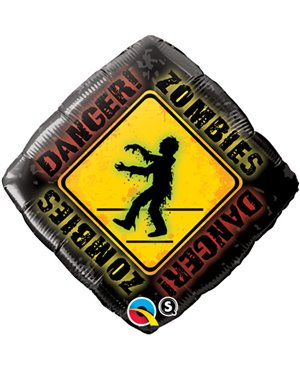 """Zombies Crossing -18"""" - Minimo 3 Unid"""