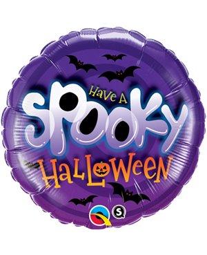 "Spooky Halloween 18"" - Minimo 3 Unid"