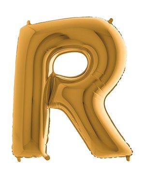 Letra R- Disponibles en 4 Colores - 2 Tamaño