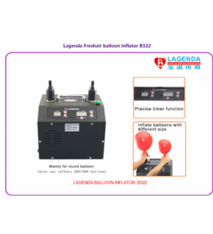 Inflador Lagenda - Precisión