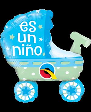"Es un Niño Carrito- 14"" Minimo 5 Unid"