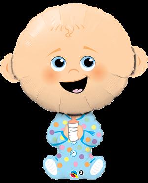 Baby Boy- Dos tamaños disponibles