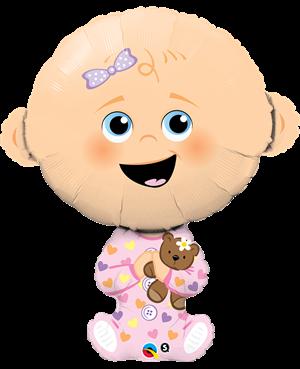 Baby Girl - Dos tamaños disponibles