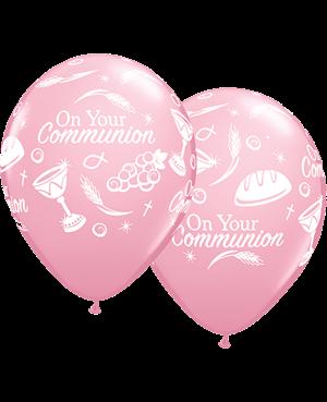 "Communion Symbols 11"" Pink (25ct)"