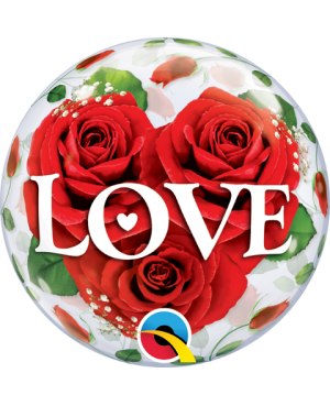 Love Roses -Air Bubble (10ct) Air-Fill