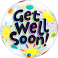 """Get Well Soon Sunny Day 22"""" (Minimo 3Unid)"""