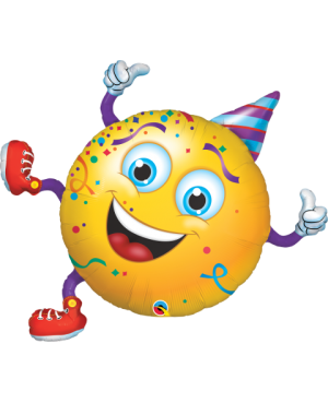 """Smiley Party Guy 38"""" (Minimo 3 Unid)"""