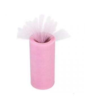 Tulle Rosa Pink 25 m *3 de Ancho