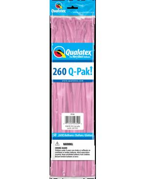 Q- Pack  260Q Pink   (50 Unid)