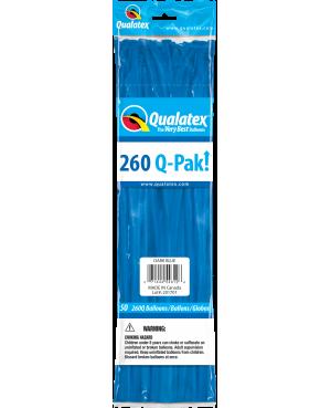 Q- Pack  260Q Darck  Blue    (50 Unid)